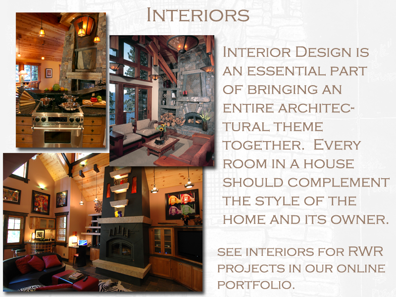 Rwr art architecture interiors for Lake tahoe architecture firms
